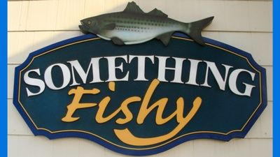 """Something Fishy welcomes you """"HOME"""" each time you need a perfect vacation !!"""