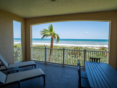 Photo for 834 Cinnamon Beach - Enjoy High Living/Leisure at this Direct Ocean Front Unit