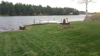 Photo for New England Lake House Vacation