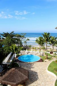 Photo for APARTMENT FOR 5 PEOPLE FOOT IN THE SAND ON THE UBATUBA BEACH