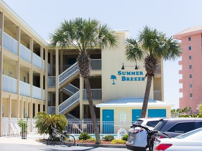 Summer Breeze is the best kept secret!  It only has 21 units!!!  Great Location!