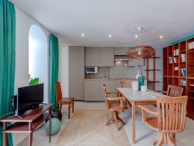 Photo for Spirit of East - Two-Bedroom Apartment with Terrace