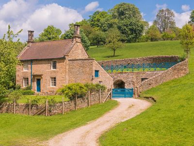 Photo for Gardeners Cottage on the Chatsworth Estate in the Heart of the Peak District