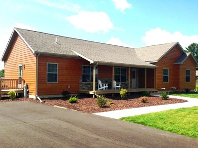 Photo for Meadow View Lodge @ Spring Brook Resort | Perfect Getaway | Extra Amenities Galore