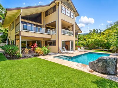 Photo for Kona Calm- Oceanfront On Keauhou Bay With Pool and AC