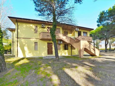 Photo for One bedroom Apartment, sleeps 4 in Caleri with Air Con