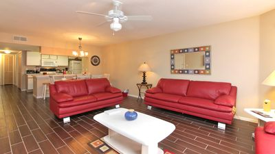 Photo for BEAUTIFUL FIRST FLOOR CONDO - MODERN THROUGHOUT!
