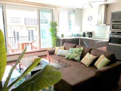 Photo for THE PERFECT APARTMENT SAINTE-CATHERINE