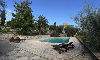 Photo for 6BR Chateau / Country House Vacation Rental in Châteauneuf-Grasse, PACA