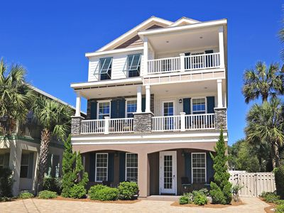 Photo for 20 Santa Clara by Royal Destinations ~ Private pool and across from beach!