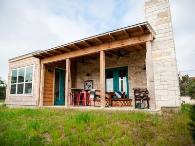 Photo for Premium One Bedroom #7 At Hill Country Casitas