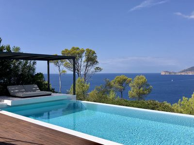 Photo for ALMA Luxury Villa with sunset view