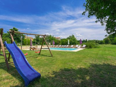 Photo for Vacation home Stancija Negrin in Barbariga - 16 persons, 7 bedrooms