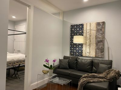 Photo for Super Clean One-Bedroom Apt Suite in Bushwick, Brooklyn near J,M & L trains!