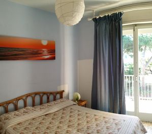 Photo for Apartment 50m from the beach with 2 bedrooms 4/6 beds