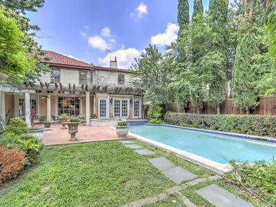 Photo for Stately Dallas Home w/Pool, Patio & Hot Tub!