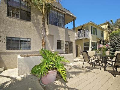 Photo for #824 - Beautiful Beach Home W/ Patio! Steps to the Ocean and Bay