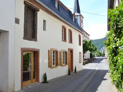 Photo for Apartments House Dienhart - Piesport / Mosel - Apartment Mosel (no. 1)