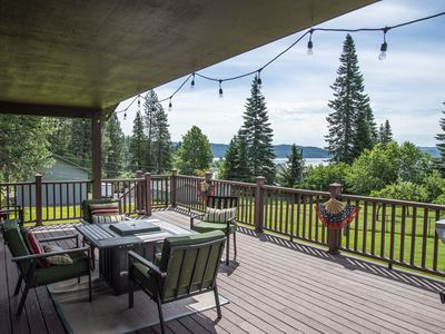 Appaloosa Escape | Secondary Waterfront with Boat Slip and Large Deck