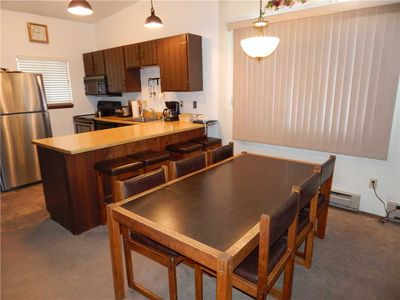 Photo for End corner unit - 3 bedroom with vaulted ceilings - great condo for couples!