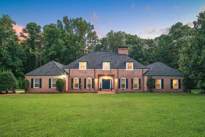Stunning two-story Mansion sitting on 22 Acres