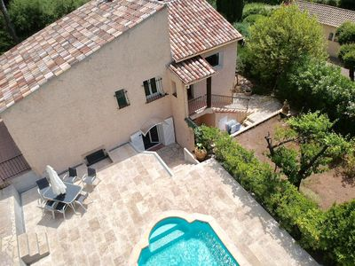 Photo for Villa Private pool in Fréjus / Saint-Raphaël for 6 people.
