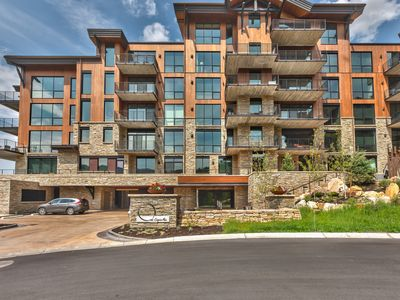 Photo for New Luxury Deer Valley 3 Bedroom Condo - Ski In/Out with Amenities