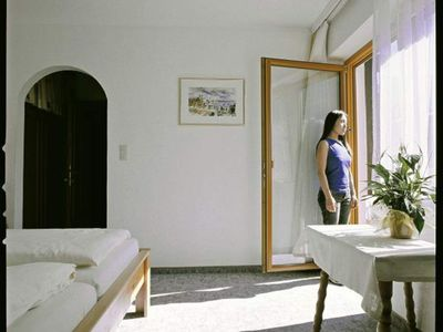 Photo for Double room with shower, WC - crystal, bed and breakfast