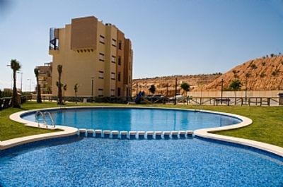 Photo for SPECIAL OFFER, Family Apartment With Pool Views And Enclosed Garden
