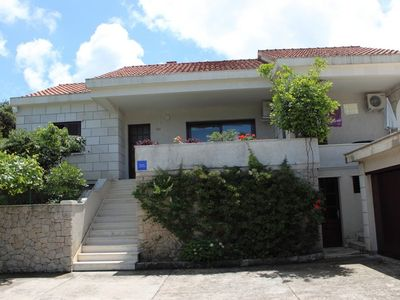 Photo for Apartments Veselko, (13083), Korčula, island of Korcula, Croatia