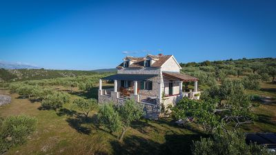Photo for House MARINA (21071-K1) - Postira - island Brac