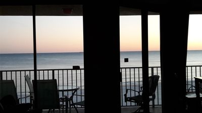 Photo for **MILLION DOLLAR OCEAN VIEWS** OCEANFRONT 5STAR AMENITIES ON THE BEACH** SPECIAL