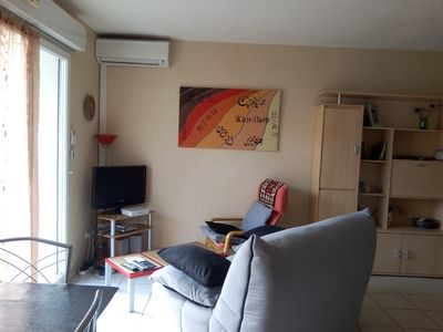 Photo for Narbonne Downtown, charming T3 very comfortable and recent, near train station