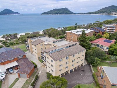 Photo for 12 'The Helm', 22 Voyager Close - unit in Little Beach with direct access to Shoal Bay Beach!