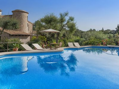 Photo for SPECTACULAR VILLA CUARTERADES WITH PRIVATE POOL  QUIET AREA PERFECT FOR FAMILIES