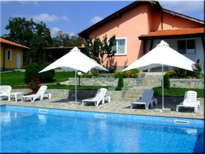Photo for Superb holiday villa in Bulgaria - ROYAL VILLAS -  top location, quiet area, close to Sunny Beach and Bourgas