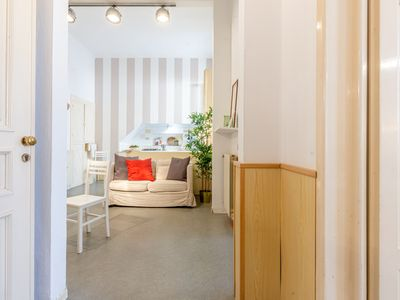 Photo for 'Lido' Apartment, very comfortable, 50 meters from the sea