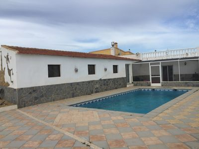 Photo for Large Detached Country Cortijo with Swimming Pool