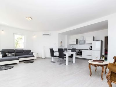Photo for Villa Marica - luxury apartment with climate and sea views in Crikvenica