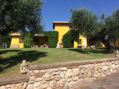 Photo for The Maison Radieuse is the perfect location for your holiday in Sabina.