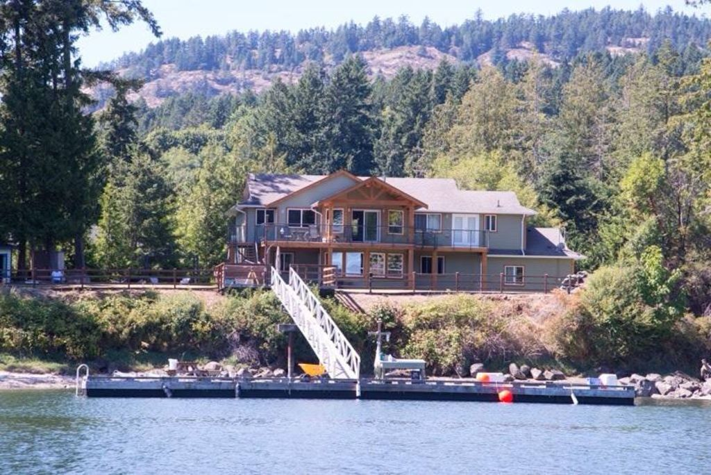 vancouver island lodge all inclusive fish homeaway. Black Bedroom Furniture Sets. Home Design Ideas