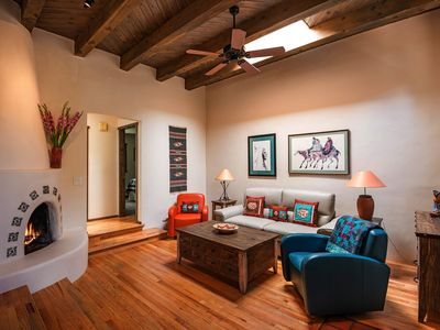 Photo for Darling Vacation Home, Walk to the Plaza