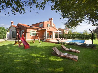 Photo for Beautiful decorated 5* villa with private swimming pool surrounded by nature