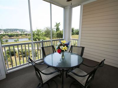 Photo for **WATERWAY VIEWS from this 3BR Premium Property!** Perfect for families and golfers!