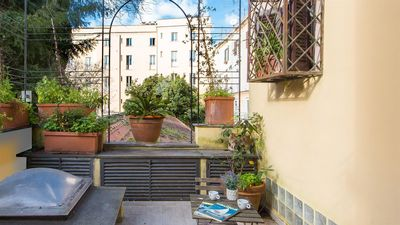 Photo for 1BR Apartment Vacation Rental in Rome, Roma