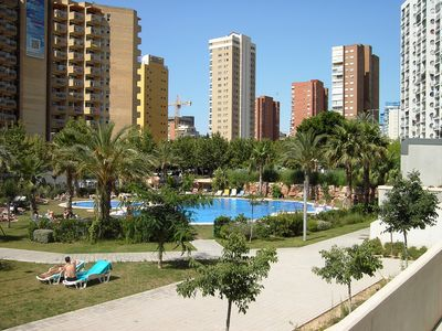 Photo for Category apartment in Playa Levante, Benidorm