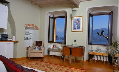 Photo for 1BR Apartment Vacation Rental in Tremezzo