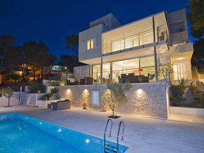 Photo for Luxury, Stunning, Seafront Villa With Infinity Pool And Amazing Views
