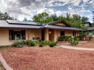 Sedona 5br with Private Creek & Trail Access!