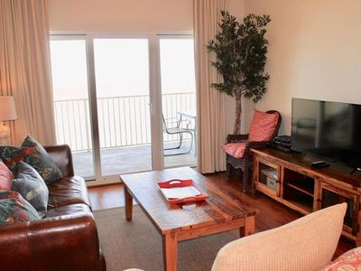 Photo for DIRECT GULF FRONT LUXURY PENTHOUSE, CLOSE TO GULF SHORES ACTIVITIES, FAMILY AMENITIES